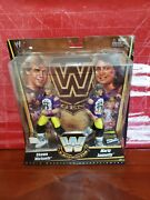 Wwe Elite The Rockers Legends Series Shawn Michaels And Marty Jannetty New