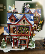 Department 56 Dickens' Village A Christmas Carol Scrooge And Marley Counting House