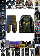 Your Home Made Batman Costume Suit Can Use New Armor High Quality Latex Facade