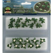 Jtt Scenery Products Gardening Plants Broccoli And Cauliflowers O Scale Hobby