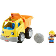 Fisher-price Little People Dump Truck. Free Delivery