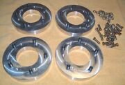 Ford Model T To Model A Wheel Adapters - T Wood Hub To A Wire Wheels