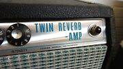 Fender Twin Reverb Amplifier Fully Restored Ab763