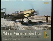 Ww2 German Luftwaffe At The Front With Camera Reference Book Band 3 Lg 2 Jg 77