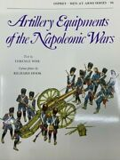 British French Russian Artillery Equipment Napoleonic Wars Osprey Reference Book