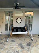 Duracord Porch Swing And Stand Made In The Usa