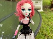Monster High C.a. Cupid Doll Sweet 1600 Old Doll Preowned