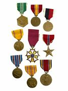 Ww2 Us Usaaf Colonel Guenther Legion Of Merit Medal Group