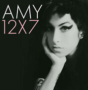 12x7 The Singles Collection 12-18cm Singles Box Set By Amy Winehouse
