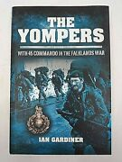 British Royal Marines 45 Commando Falklands The Yompers Reference Book