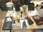 Star Wars Collectables Some Rare And Unique All For One Price