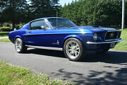 1967 Ford Mustang Fastback Restomod Gps Usb 1967 Mustang Fastback Restomod New Throughout 306 Aod Pwr Randp A/c Immac.