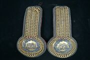 Victorian British East Lothian Yeomanry Officers Shoulder Boards
