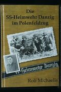 Ww2 German The Ss Home Guard Danzig In The Polish Campaign Reference Book
