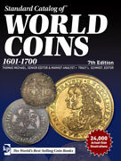 Standard Catalog Of World Coins 1601-1700 By Thomas Michael