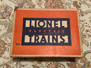 Pair Of Lionel No. 022 Remote Control O Gauge Switches With Controls In Box