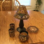 Partylite Rare And Retired Global Fusion Collection