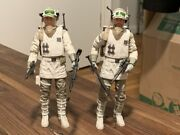 Star Wars Black Series Rebel Soldier Hoth 6-inch Lot 2x Loose And Complete