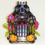 Bath And Body Works Halloween 2021 Wallflower Plug-in Haunted House Projector Nwt