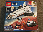 New Sealed Lego City Space Mars Research Shuttle 60226 Building Kit 273 Pieces