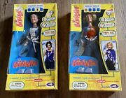 Rare 2 New In Box Doll Lot 1999 Bwitched Doll Sings Lindsey Sinead Figure Set