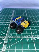Micro Machines, Galoob, Datsun Pick Up Truck, Super 4x4 Collection I 20 1989