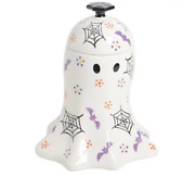 Temptations Boo-fetti Halloween Ghost Candy Cookie Jar - Collector Item