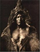 First Edition Native Nations First North Americans Photo Book/ Edwin S. Curtis