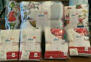 Pottery Barn Kids F/q Quilt Pillow Cotton Sheets And 5 Shams