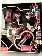 Monster High Sweet 1600 Draculaura Doll, W/accessories, New, 2011