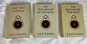 J. R. R. Tolkien. The Lord Of The Rings London George Allen And Unwin 1963