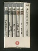 Camera Obscura Walerian Borowczyk Collection Limited Box Blu Ray Arrow Video Oop