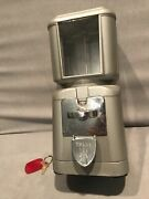 Bell National Gumball Machine Antique Vintage Excellent Condition With Key