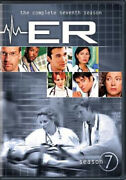 Er The Complete Seventh Season Repackaged/dvd - Dvd - Free Shipping. - New