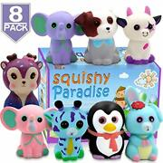Squishy Toys Slow Rising Kawaii Squishies For Kids Adults Stress Relief Pokonboy