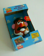 Collectable Vintage Toy Story Talking Mr. Potato Head - 1996 Hasbro - Unopened