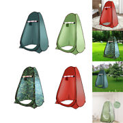 Waterproof Camping Privacy Shelter Tent Toilet Room Fishing Picnic Barbecue