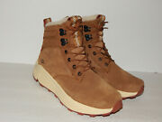 Ugg Miwo Utility Weather Menand039s Hiking Boots 1114570 Size 9 Suede Chestnut