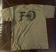Forward Observations Group Fog Xl Comanche Supdef T-shirt Tee Od Green
