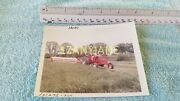 Ac0137 Allis-chalmers Photograph, Media Archive Tractor Equipment Harvesting Hay