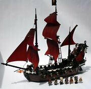 Lego Pirates Of The Caribbean Queen Anneand039s Revenge 4195 100 Complete