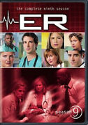 Er The Complete Ninth Season Repackaged/dvd - Dvd - Free Shipping. - New
