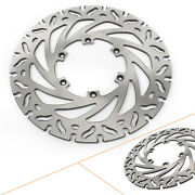 Front Brake Disc Rotor For Bmw F650gs Cs St G650 07-09 G650gs 09-14 Hs