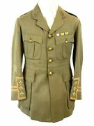 Ww1 Canadian Cef Rcamc Medical Corps Officers Cuff Rank Tunic Captain