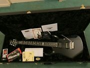 Ernie Ball Music Man Jpxi Electric Bfr Family Reserve Guitar Mint Conditionandnbsp