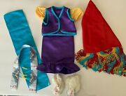 American Girl Kaya Fancy Shawl Outfit For Dolls Used