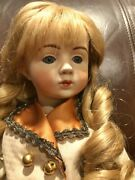 Rare A Marque Reproduction Doll By Mildred Seeley 25/500