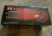 Hornady Lock-n-load Auto Charge Powder Dispenser Systems Measure Scale 050068