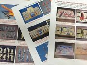 Marx Cape Canaveral 1950s-early 1960s Space Playset Guide W/ Pictures