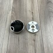 Nest Learning Thermostat Silver Programmable 2nd Generation Model 02a
